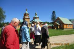 обзорная жкскурсия по монастырю