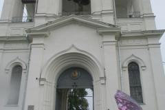 Колокольня в Свято - Юрьевом мужском монастыре