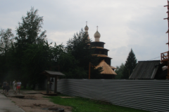 Витославицы. Музей народного деревянногозодчества