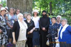 фото с одним из монахов