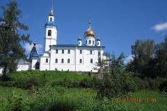 главный пятиглавый иоанно- богословский собор