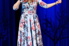 Лауреат междунаодных фестивалей посол Русской культуры в странах мира Марина Девятова